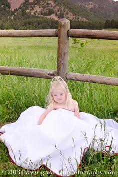 Mama's Wedding Dress | Denver, CO Lifestyle Children Photographer » Grey Barn Photography