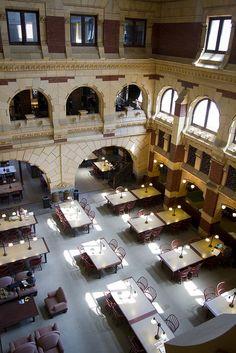 Fisher Fine Arts Library, University of Pennsylvania by University Communications -