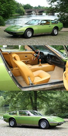 1970 Maserati Indy 4200 Coupe