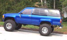 Toyota 4Runner - Like dating an attractive person and then later finding out they're also rich. That's what it feels like to own a 4Runner. They're dependable, durable and will outlast your neighbors next three vehicles.