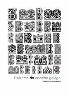 Raizame do encaixe galego - Mary Moya - Picasa Web Album
