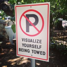 Need this for MY parking spot at work!