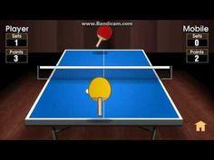 Mobi Table Tennis - 3 sets