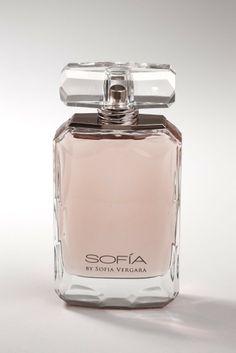 Sofia Vergara's first scent. [Photo by John Aquino]