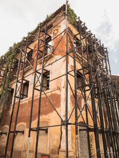 https://flic.kr/p/Bojha2 | Old City - São Luis/Maranhão/Brazil - wreckage