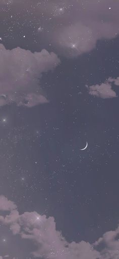 Simple Iphone Wallpaper, Night Sky Wallpaper, Cute Pastel Wallpaper, Iphone Homescreen Wallpaper, Soft Wallpaper, Iphone Wallpaper Tumblr Aesthetic, Cute Patterns Wallpaper, Simple Wallpapers, Scenery Wallpaper
