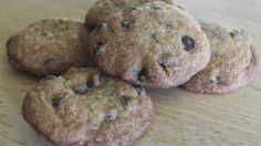 deliciouslyactive: My Favorite Chocolate Chip Cookies