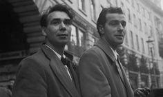 Robert MacBryde and Robert Colquhoun