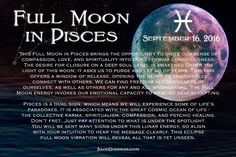 As the Full Moon in Pisces approaches, it is time to find closure. What needs…
