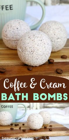 coffee bath bomb - get the benefits of both coffee and milk in your bath. These DIY coffee bath bombs make great gifts for coffee lovers too! Wine Bottle Crafts, Mason Jar Crafts, Mason Jar Diy, Diy Home Decor Projects, Diy Projects To Try, Table Orange, Coffee Bath, Coffee Shop, Coffee Coffee