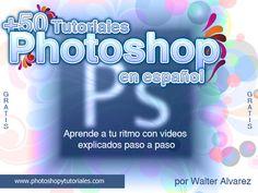 Tutoriales de Photoshop, curso completo de photoshop gratis y en español