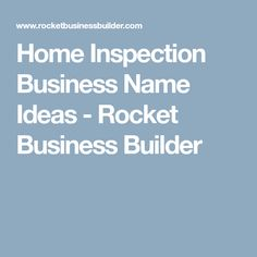 moving company name ideas rocket business builder how to start a