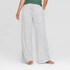 Pajamas All Day, Pajamas Women, Women's Pajamas, Lounge Pants, Lounge Wear, Cute Lounge Outfits, Pajama Bottoms, Pull On Pants, Wide Leg Pants