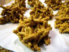 Fiber One Chocolate Haystacks Recipe - Food.com