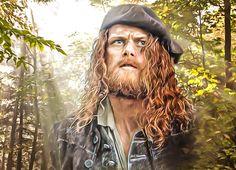 Dunbonnet, Jamie Fraser,Sam Heughan,Outlander, Voyager, Outlander Season 3