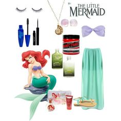 Little mermaid outfit ♡
