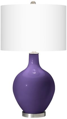 Passion Table Lamp : 1000+ images about Purple Passion Lighting on Pinterest  Purple lamp ...