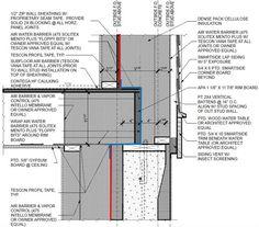 Rochester Passive House: Floppy Bits Passive House, Insulation, Concrete, Architecture, Arquitetura, Thermal Insulation, Architecture Design