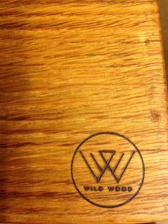 The Wild Wood logo. Insta: Wildwooddk