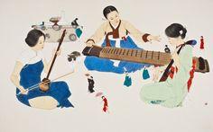 Shin Sun-Mi, Welcome 4, 2012