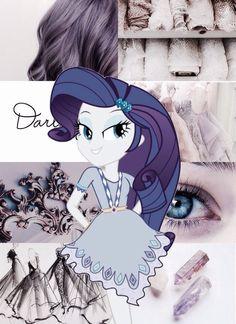 My Little Pony: Equestria Girls aesthetic: Rarity My Little Pony Equestria, Twilight Equestria Girl, My Little Pony Rarity, My Little Pony Drawing, Equestria Girls, Powerpuff Girls, Rarity Human, Rarity Pony, Fluttershy