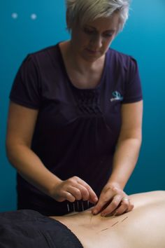 Acupuncturist; Acupuncture; Treatment; Physionorth, Townsville, QLD