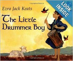 Little drummer boy -- teaching litte ones abt christmas