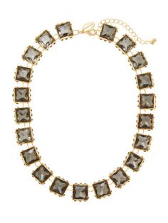 Crystal Necklace $45