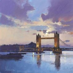 Peter Wileman Fine Art Paintings | Peter Wileman - An Artist's Journey