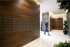Bronze Internal Mailboxes