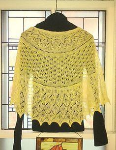 Pattern: Sarah Bishop, Pattern Y; Priscilla White-Tocker. Free Pattern on Ravelry.