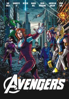 The Alternate Avengers