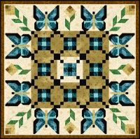 Pieced Quilt Patterns and Projects Pam's club Pam bono Lap Quilts, Scrappy Quilts, Quilt Blocks, Butterfly Quilt Pattern, Lap Quilt Patterns, Sewing Patterns, Quilting Projects, Quilting Designs, Quilting Ideas