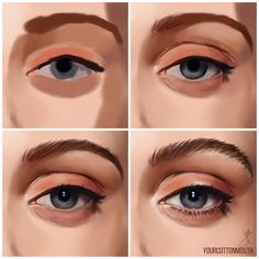 Vehicles eyes digital art, digital art tutorial step by step, digital art wallpaper, digital art illustration cartoon, digital art girl bada. Digital Painting Tutorials, Digital Art Tutorial, Art Tutorials, Digital Paintings, Realistic Eye Drawing, Drawing Eyes, Digital Art Beginner, Beginner Art, Drawing Tutorials