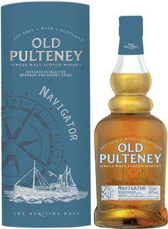 Old Pulteney Navigator Limited Edition Single Malt Scotch Whisky | @Caskers