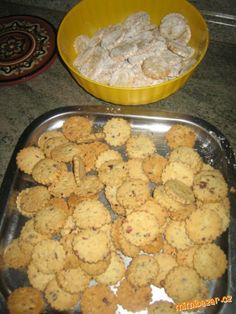 Christmas Baking, Christmas Cookies, Sweet Recipes, Cake Recipes, Czech Recipes, Le Chef, Winter Food, Biscuits, Cheesecake