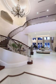 20+ Curved Staircase Ideas