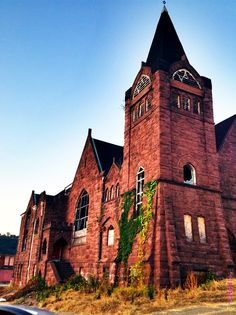 First Baptist Church in McKeesport, PA