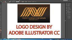 Illustrator cc tutorial. LOGO DESIGN