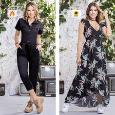 ¡El vs más COOL! Tú con cuál te quedas ¿🔥Enterizo o Vestido 🌻?
