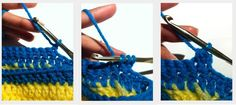 TUTORIAL – Crochet Minion Hat | chucksforchancho