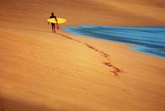 keep on walking, keep on surfing!
