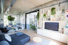 Nieuwbouw woning Strijp R door Broeren Das bouwbedrijf. Living room