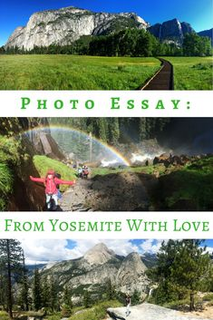 Photo Essay: From Yosemite With Love