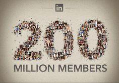 LinkedIn200Million
