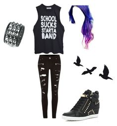 """""""Untitled #47"""" by potterhead-3280 ❤ liked on Polyvore featuring moda ve River Island"""