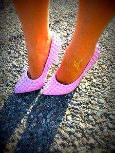 NonSoloModa By La Tea: I'm a Barbie girl! Alcott & Fornarina