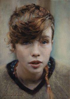 'Ella' por Luca Indraccolo