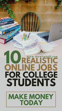 Here are 10 online jobs from home that are realistic and doable perfect for college students for teenagers for moms and everyone. Make money from home and no experience needed. These legit online jobs can help you make extra money from home. Online Jobs For Students, Online Jobs For Teens, Legit Online Jobs, Student Jobs, Online Jobs From Home, Work From Home Jobs, College Students, Amazon Work From Home, Digital Jobs