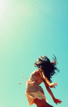 Jump and touch the Sky!